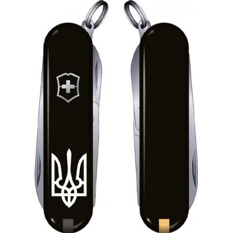 Складной нож Victorinox CLASSIC SD UKRAINE 0.6223.3R1