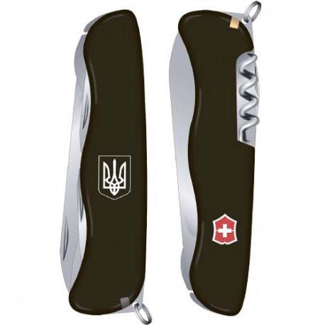 Складной нож Victorinox NOMAD UKRAINE Vx08353.3R7