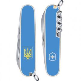 Складной нож Victorinox SPARTAN UKRAINE Vx13603.7R7
