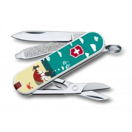 Складной нож Victorinox Classic 0.6223.L1606