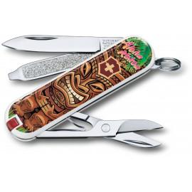 Складной нож Victorinox CLASSIC LE Aloha Kakou Vx06223.L1809