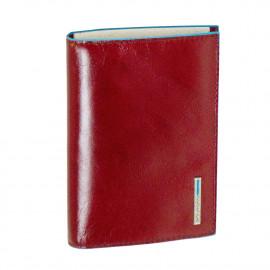 Обложка для паспорта Piquadro BL SQUARE/Red (13,5x9,5) AS300B2_R
