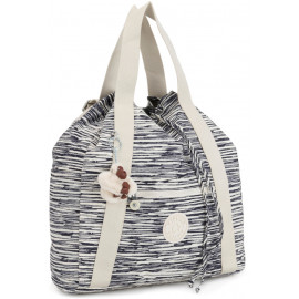 Сумка-рюкзак Kipling ART BACKPACK M/Scribble Lines KI3526_18P