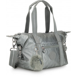Женская сумка Kipling ART MINI/Metallic Stony K15410_19U