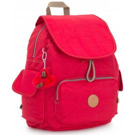 Рюкзак Kipling CITY PACK S/True Red C K15635_88Z