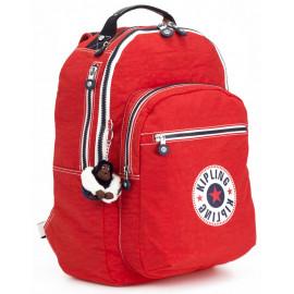 Рюкзак для ноутбука Kipling CLAS SEOUL/Active Red Bl K12622_17M