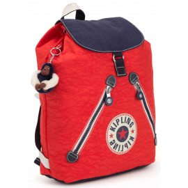 Рюкзак Kipling FUNDAMENTAL/Active Red Bl K01374_17M