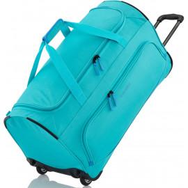 Дорожная сумка на колесах Travelite BASICS/Turquoise M Средняя TL096277-25