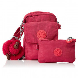 Сумочка / Клатч Kipling TEDDY IAKA S DUO/Punch Pink C K22059_T13