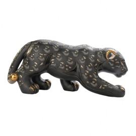 Фигурка De Rosa Rinconada Large Wildlife Пантера Черная (лим.вып. 2000 шт) Dr452-31