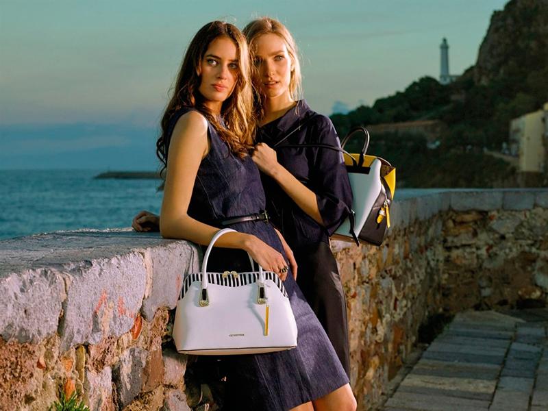 итальянские кожаные изделия Cromia